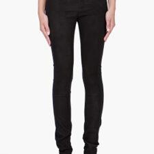 Fall Fashion Tips: Leather Leggings