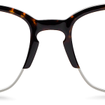 Ames Optical Whiskey Tortoise