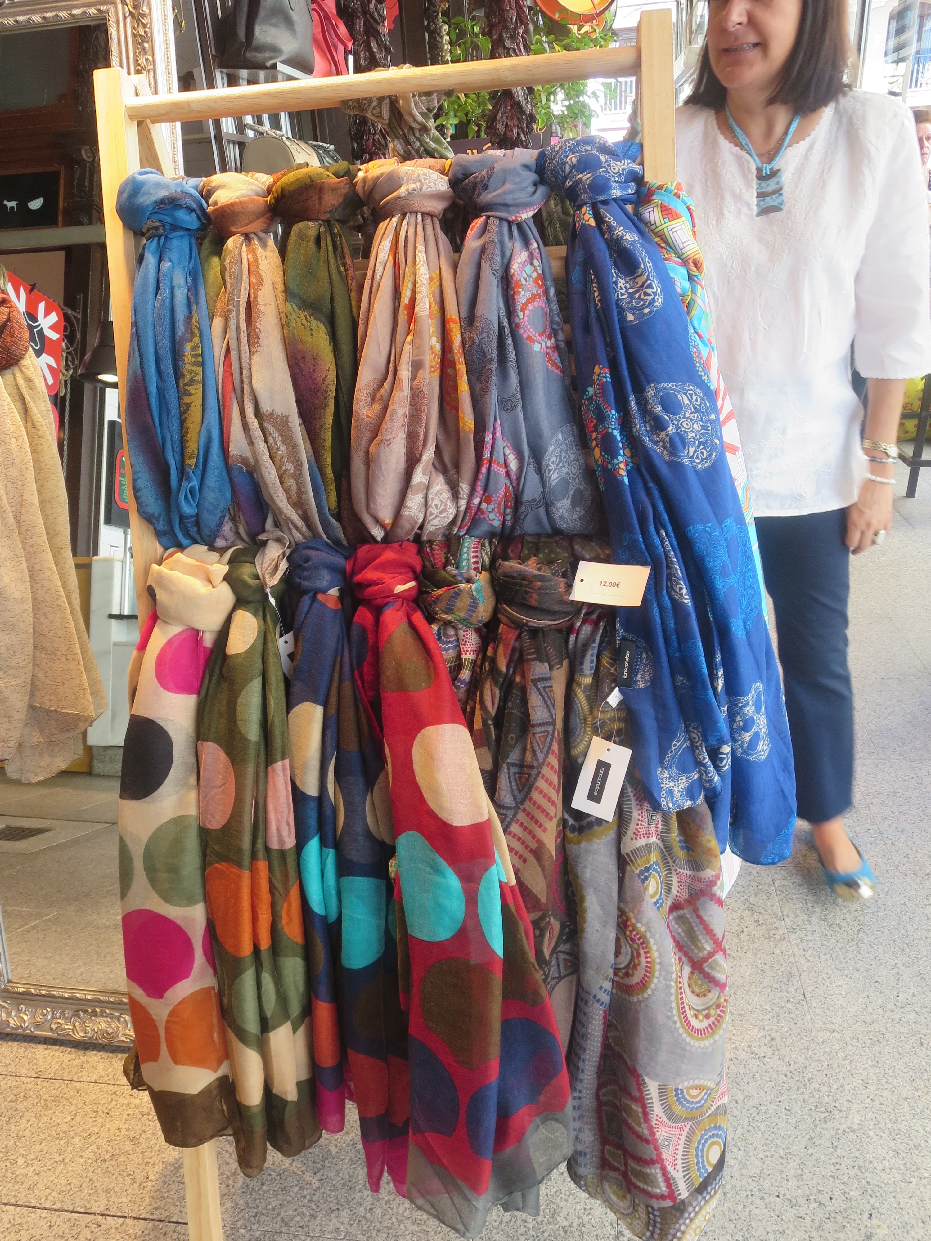 Scarves and Other Accessories