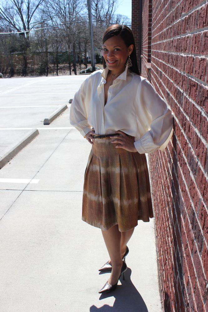 Zara Midi Skirt 2