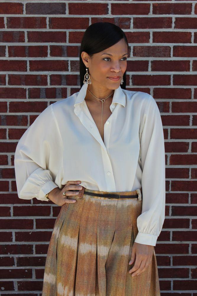 Zara Midi Skirt 7