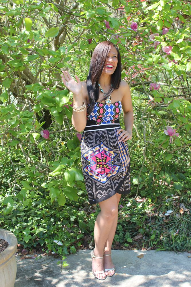 Wear an Ethnic Print 10