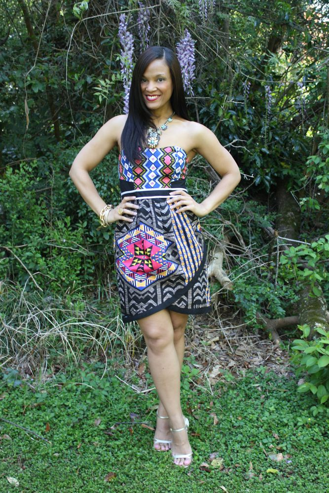 Wear an Ethnic Print 3