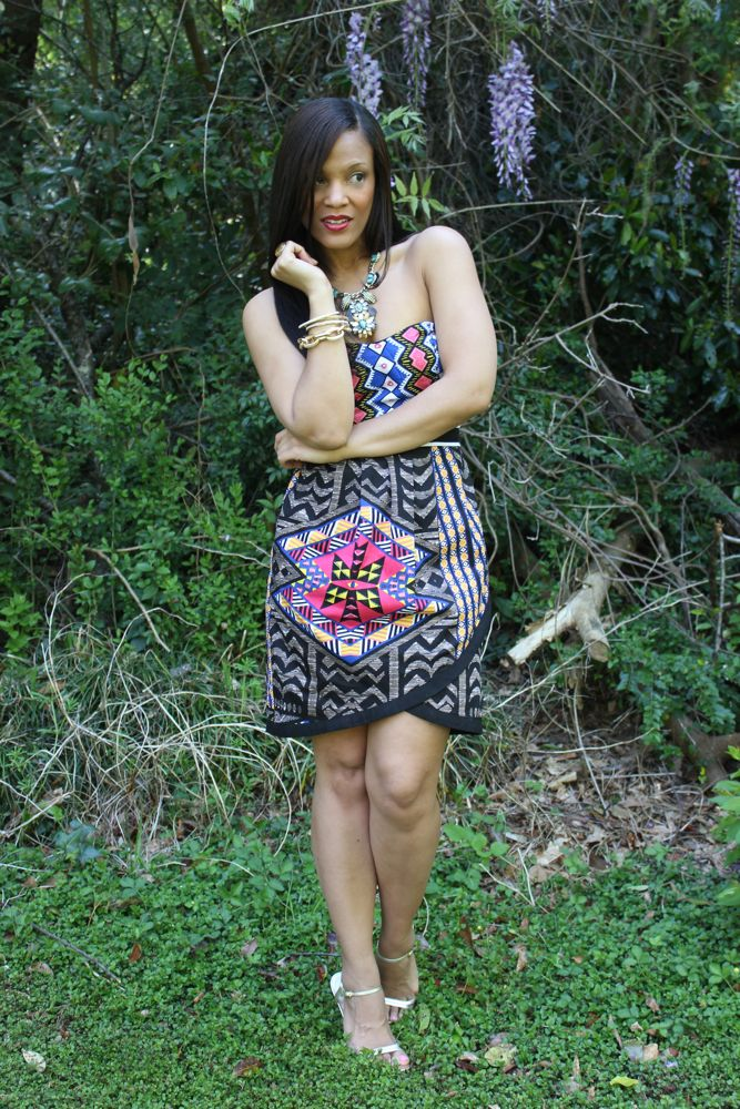 Wear an Ethnic Print 4