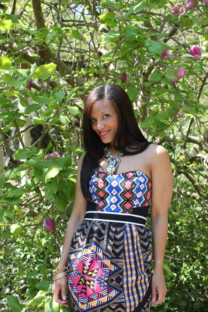 Wear an Ethnic Print 7