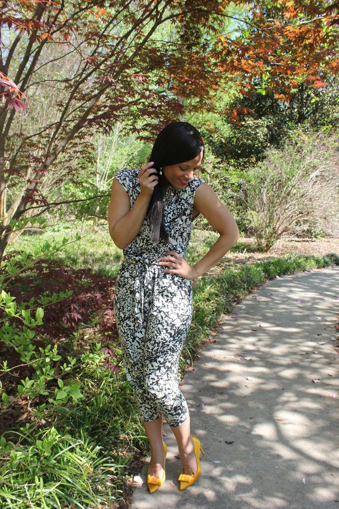 A Floral Jumpsuit 4