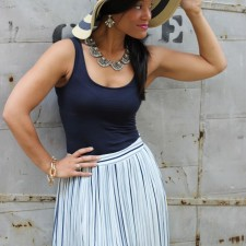 A Kentucky Derby Look Featuring Accessory Concierge