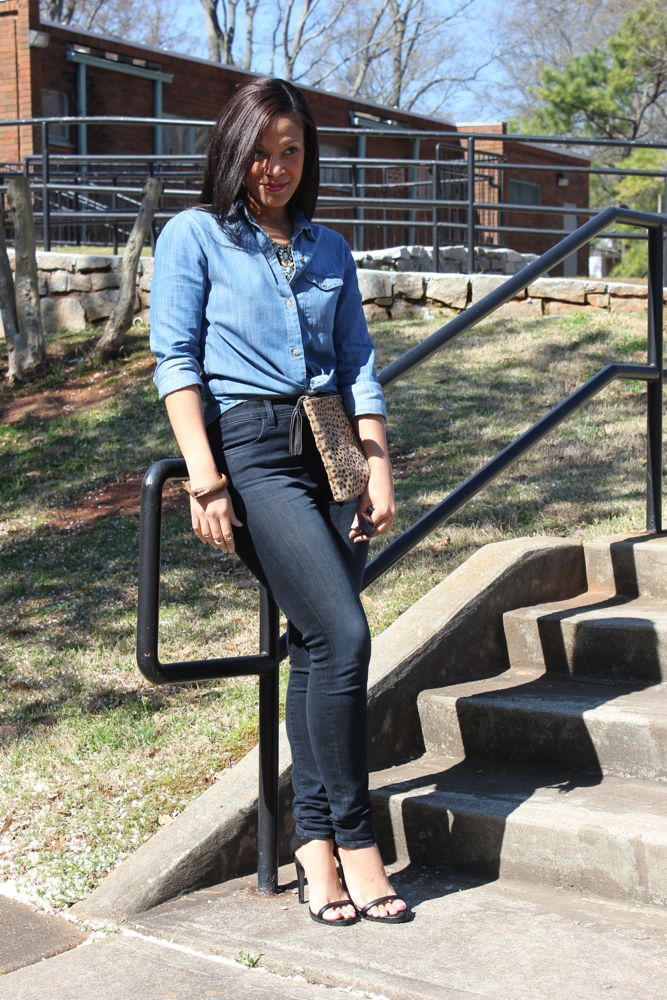 Wearing Denim on Denim: How to NOT Look Tacky