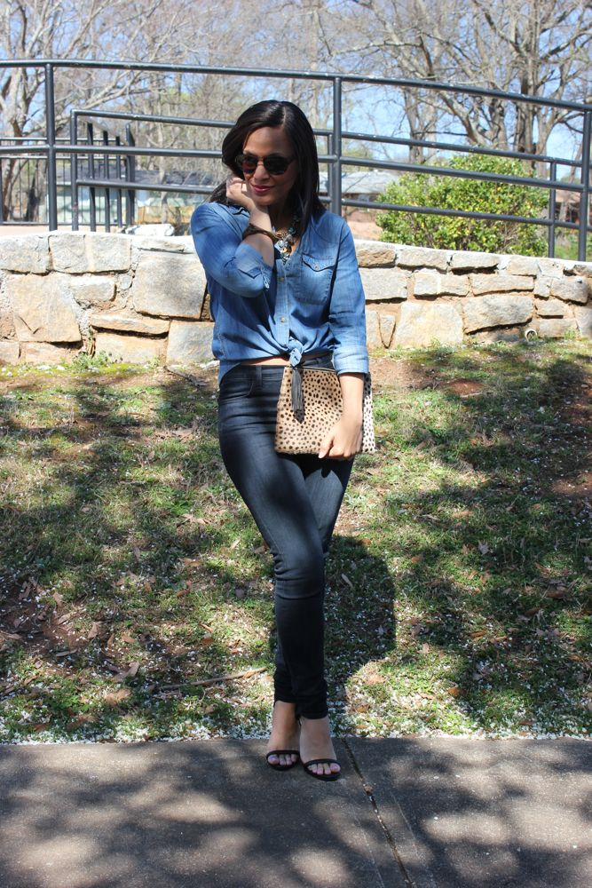 Wearing Denim on Denim 8