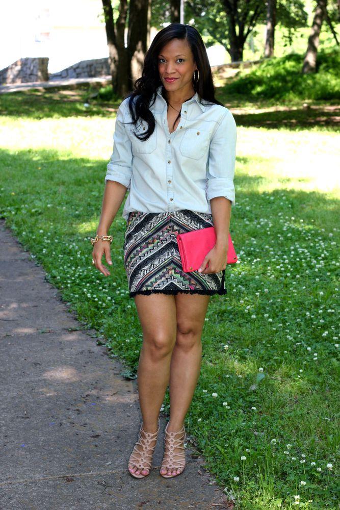 Mini Skirt 6