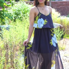Floral Maxi Dresses at Free People
