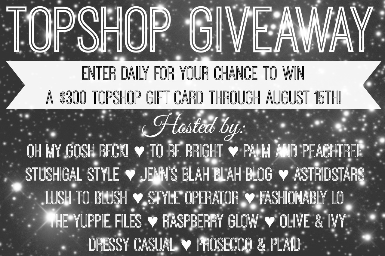Top Shop Gift Card