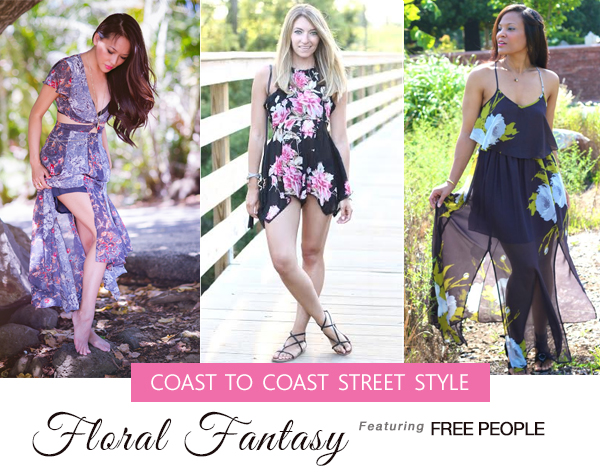 c2cstreetstyle floral fantasy with freepeople 1