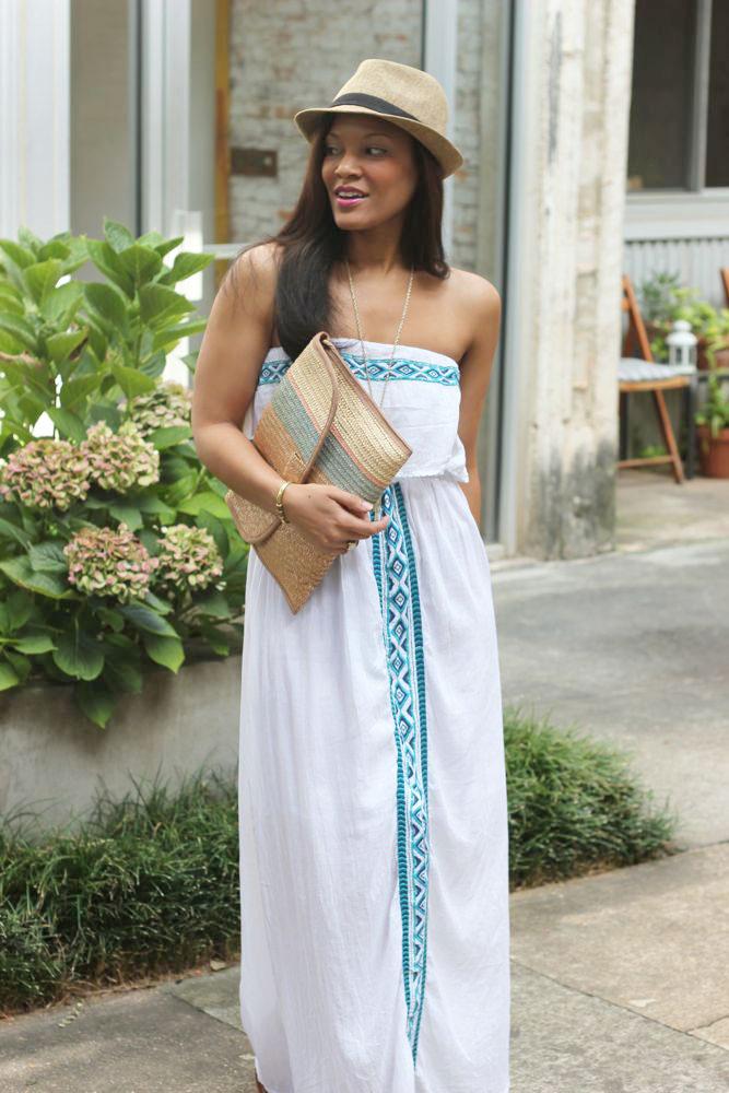 Gauze Dress 2
