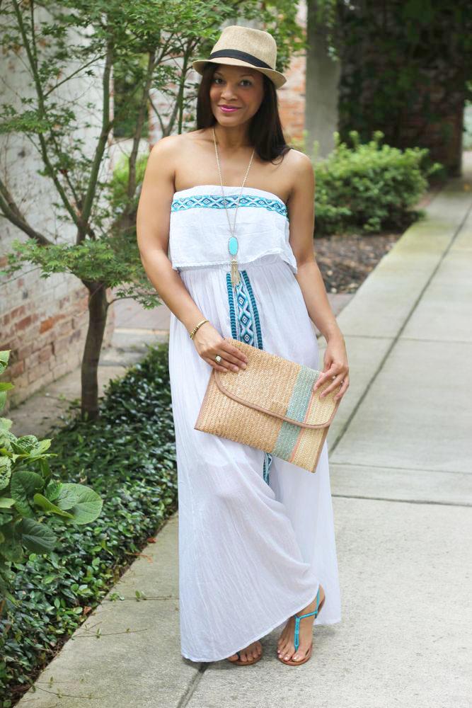 Gauze Dress 4