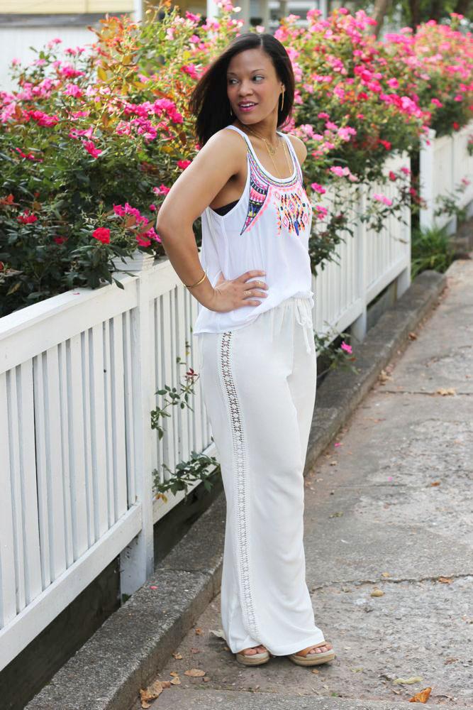 Lace Pants 2