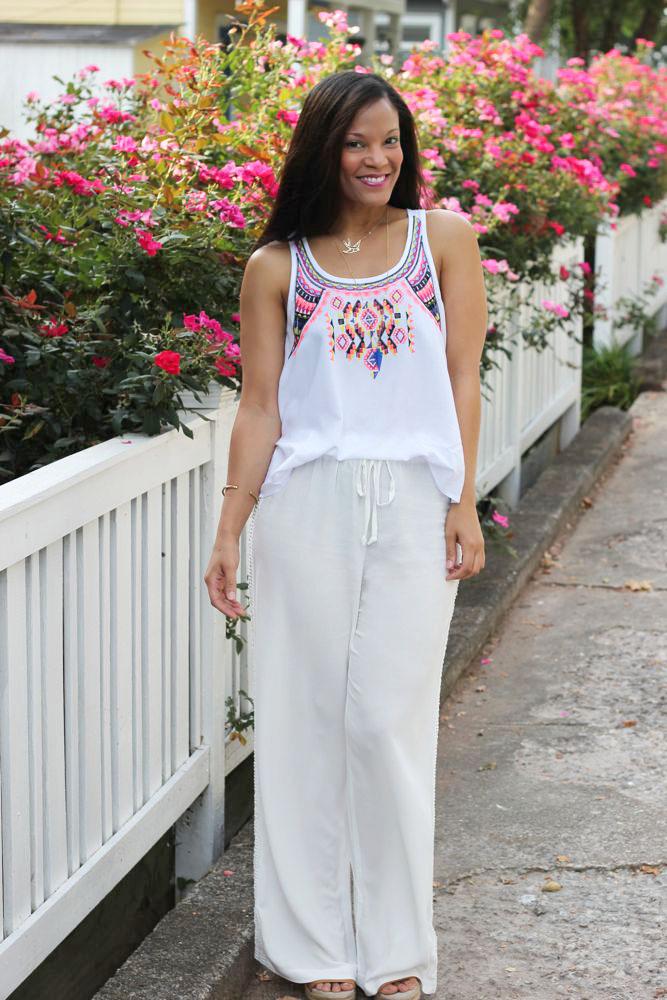 Lace Pants 4