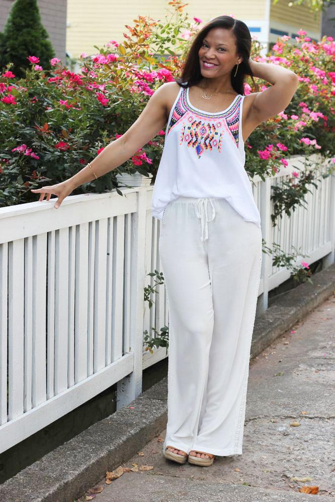 Lace Pants 5