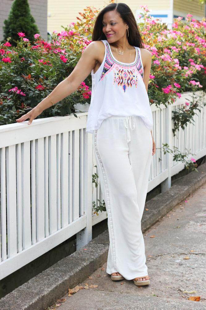 Lace Pants 6