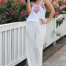 Lace Pants from Lulus.com
