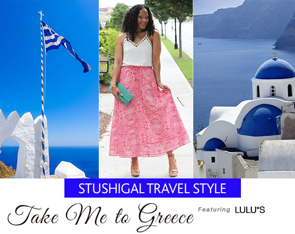 StushiGal Travels Greece