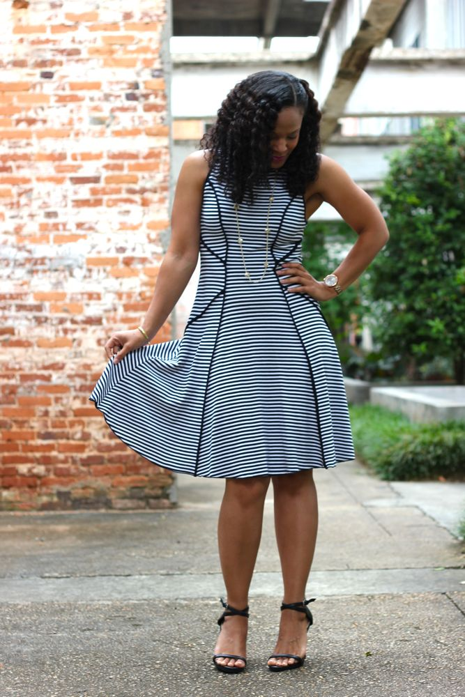 Fit and Flare Dress 3