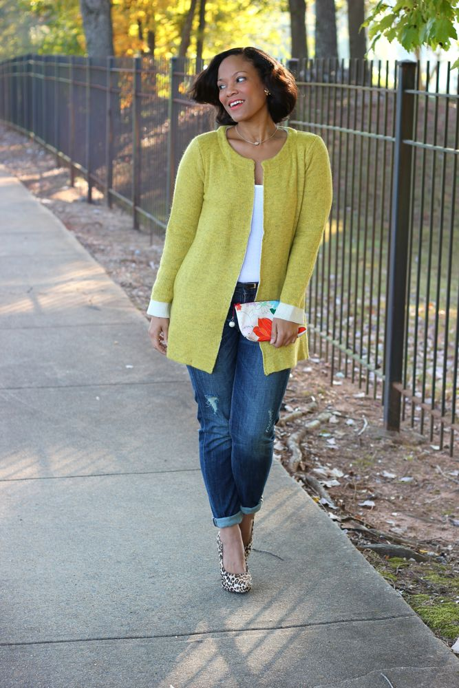 Slim Knit Cardigan 4