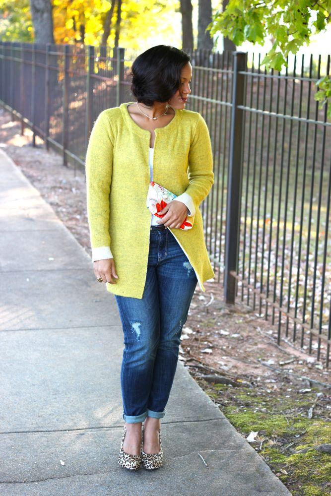 Slim Knit Cardigan 5