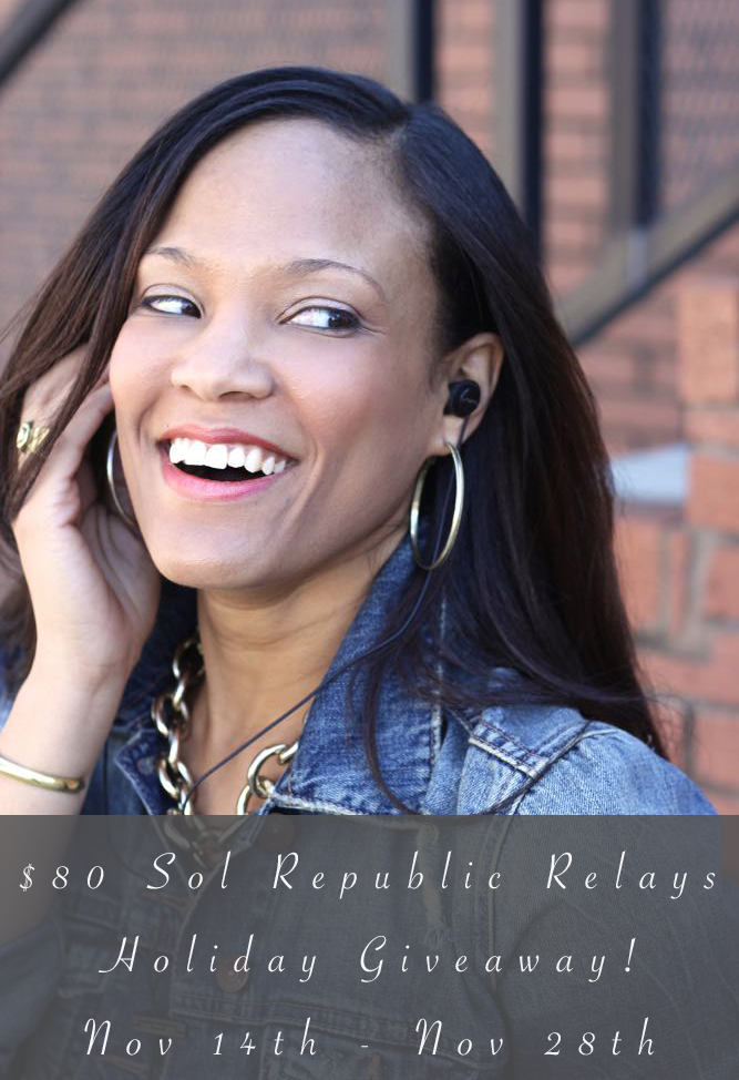 $80 Sol Republic Relays Holiday Giveaway!