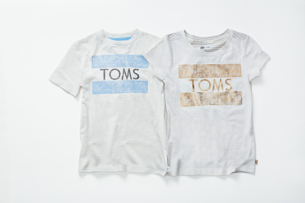 TOMS for Target – Giving Back Made Easy