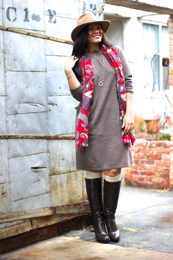 Anika Sweater Dress 3