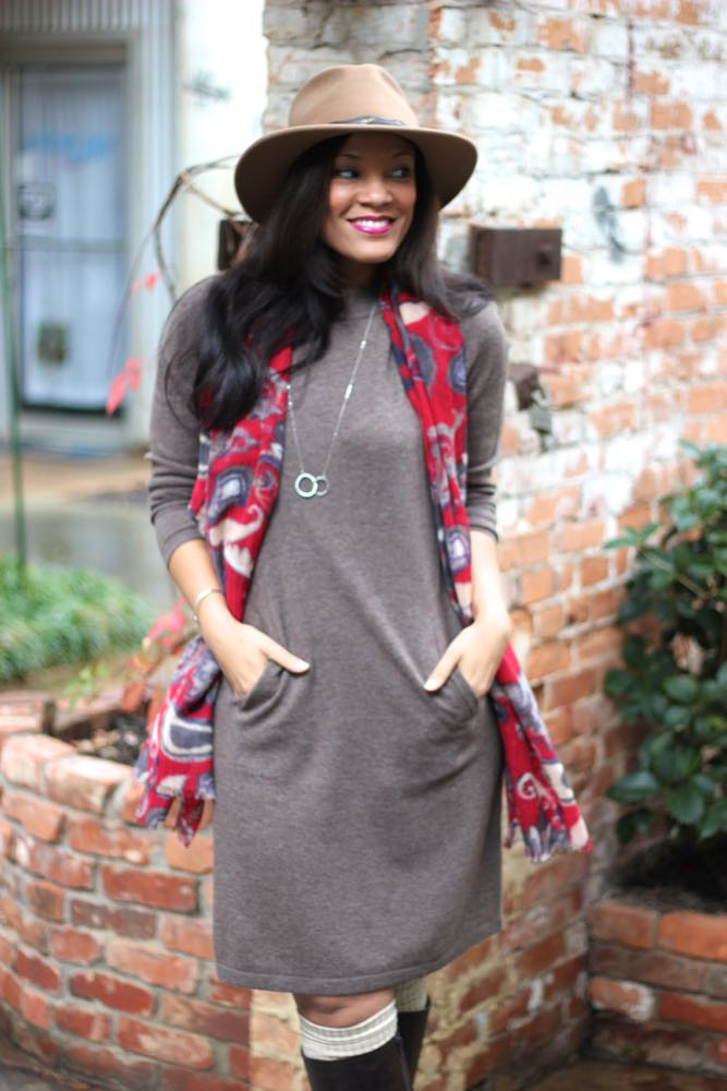 Anika Sweater Dress 5