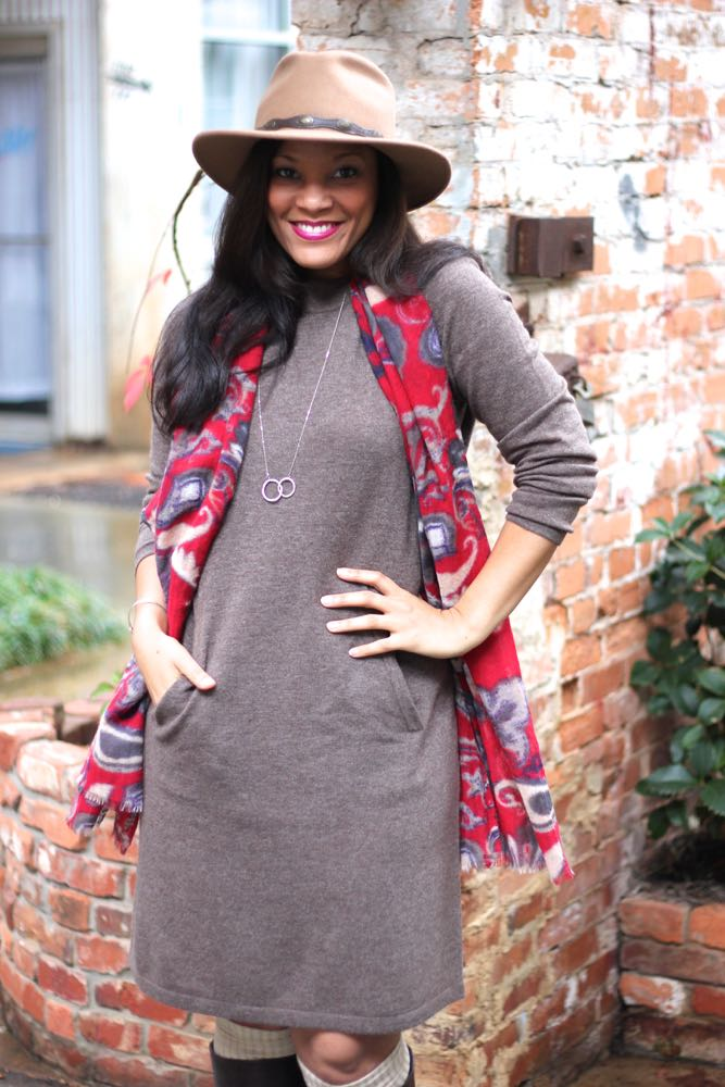 Anika Sweater Dress 6