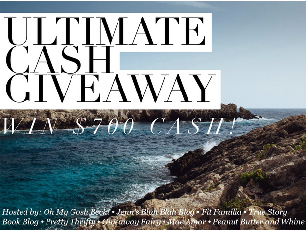 $700 Ultimate Cash Giveaway!