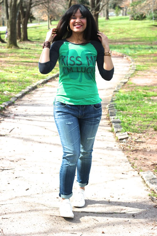 Going Green – Saint Patrick's Day Style
