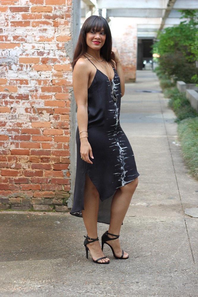 How to Style a Slip Dress 3