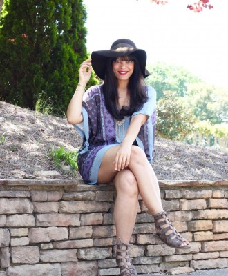 5 Bohemian Chic Style Tips  + Free People