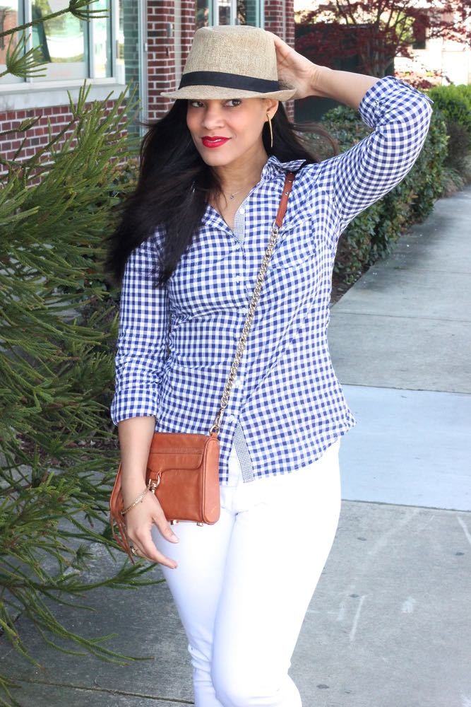 Wear The Gingham Trend This Spring 2