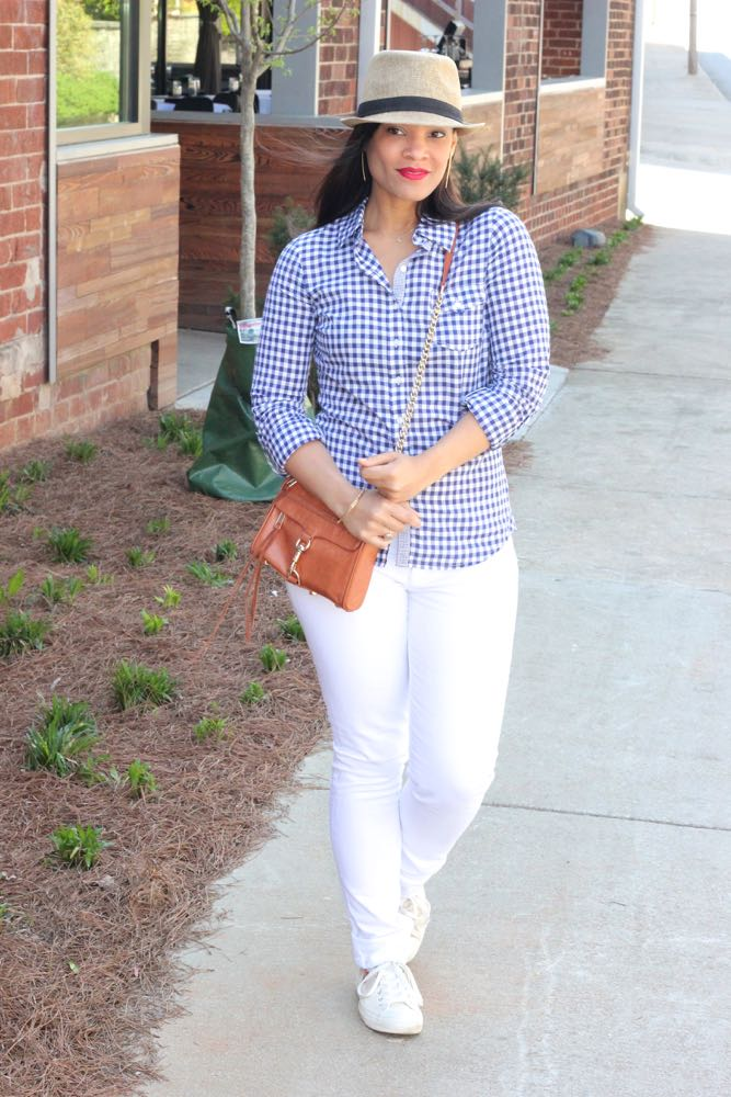 Wear The Gingham Trend This Spring 3
