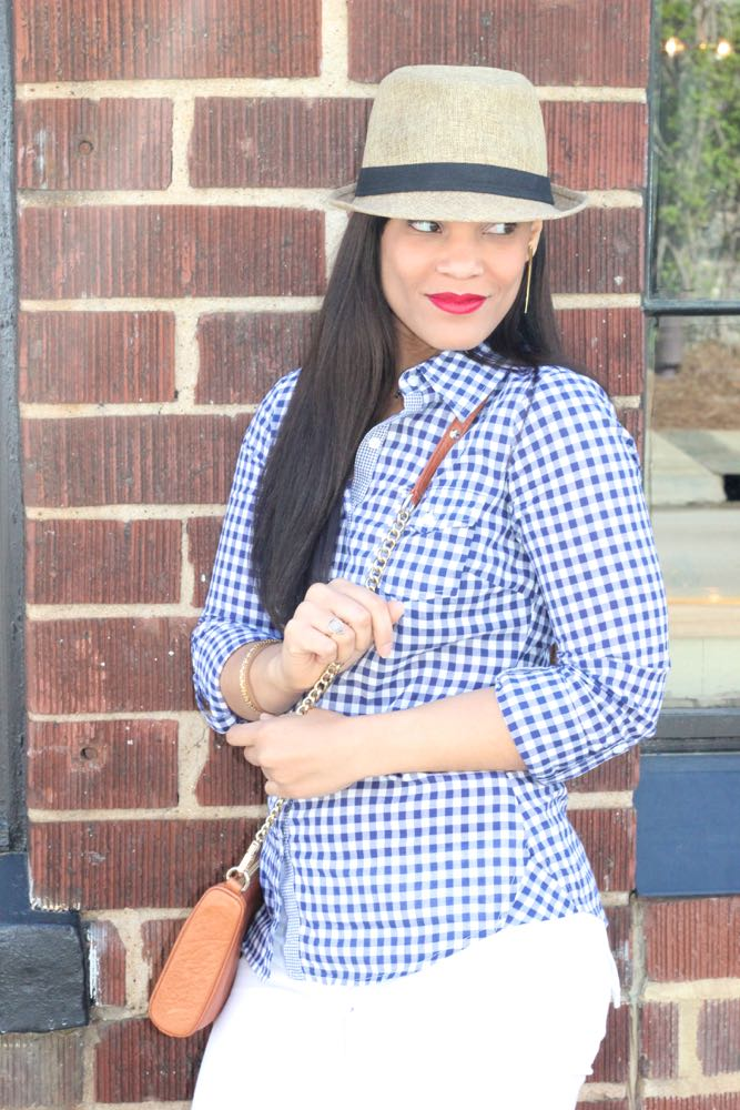 Wear The Gingham Trend This Spring 6