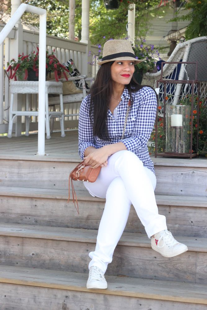 Wear The Gingham Trend This Spring 8