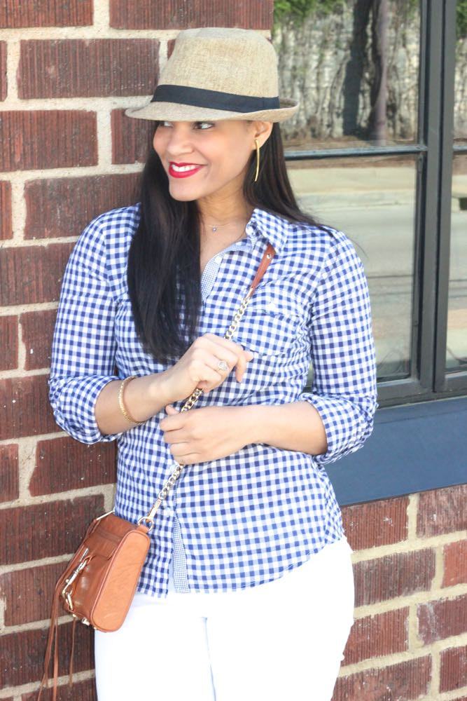 How to Wear the Gingham Trend this Spring