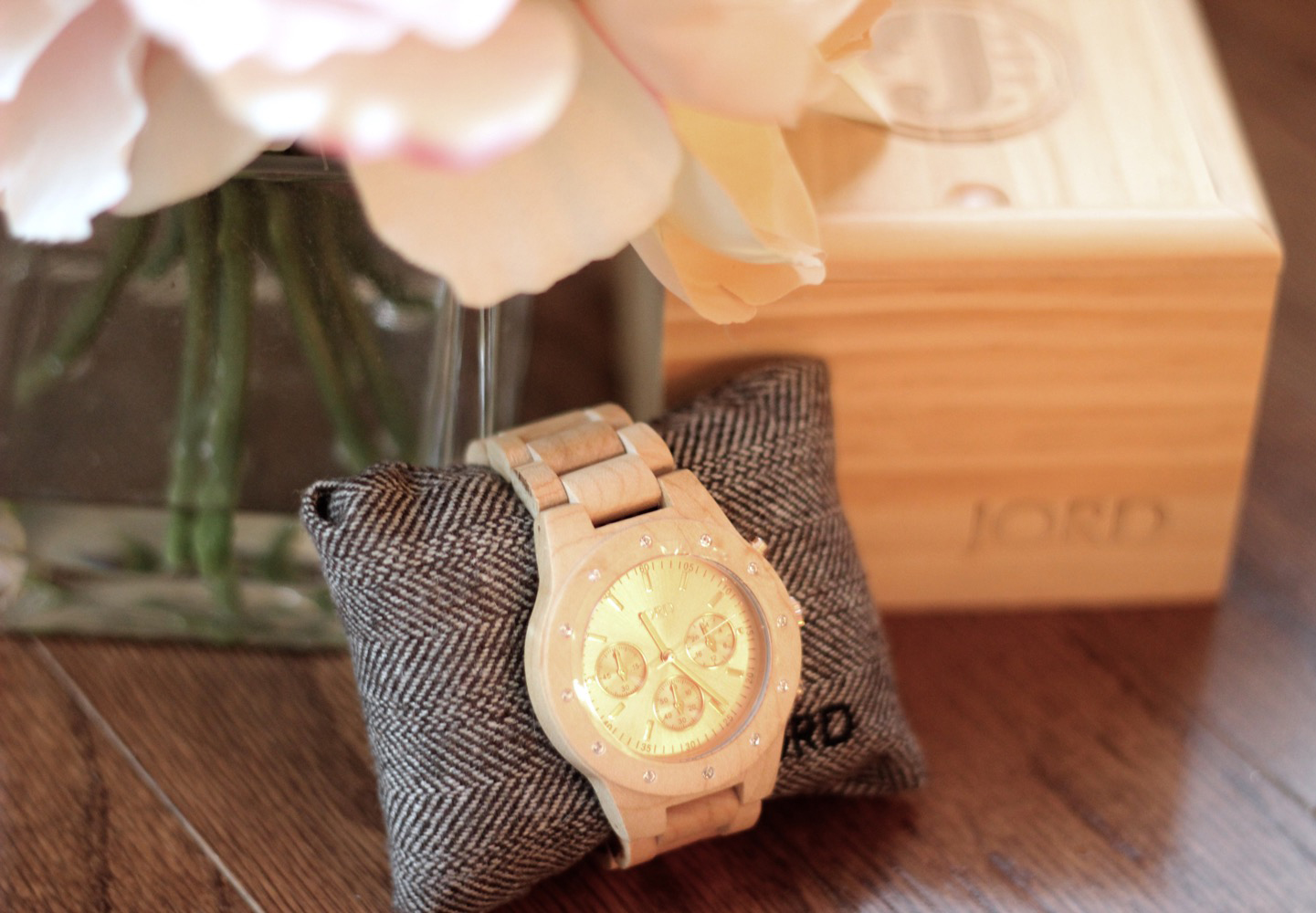 Wood Watches Header