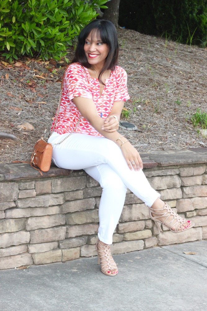 Classic Casual Work Style + J. Jill Summer Collection