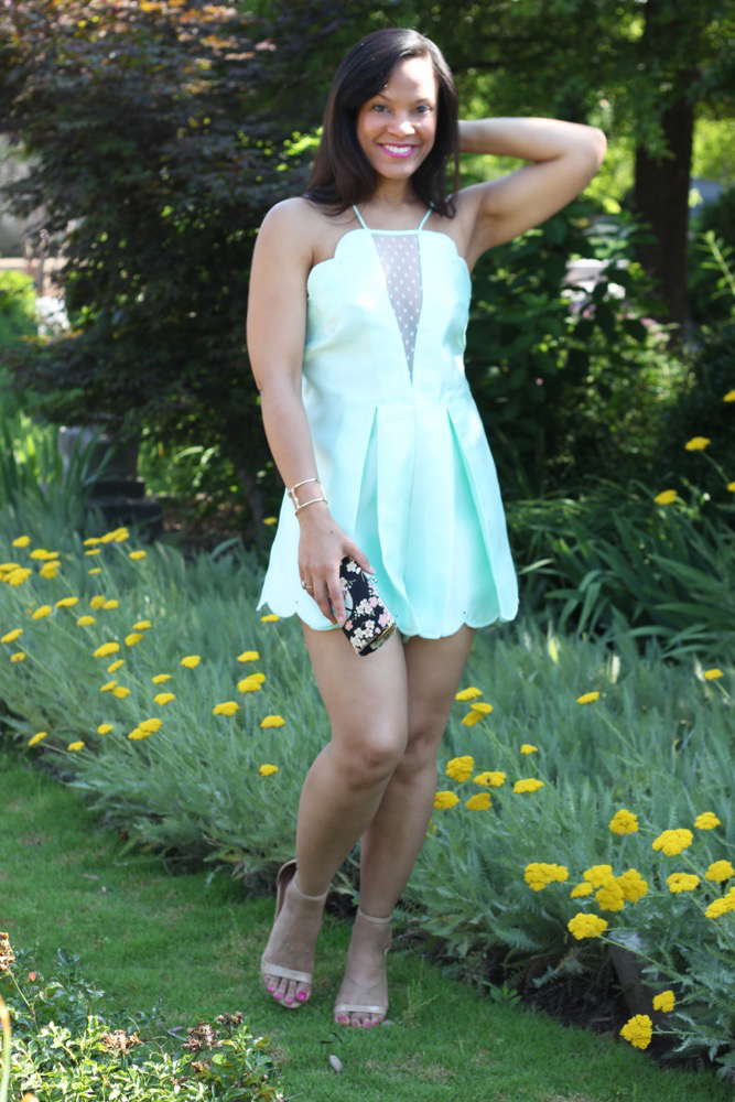 Over the Top Rompers + Alice McCALL