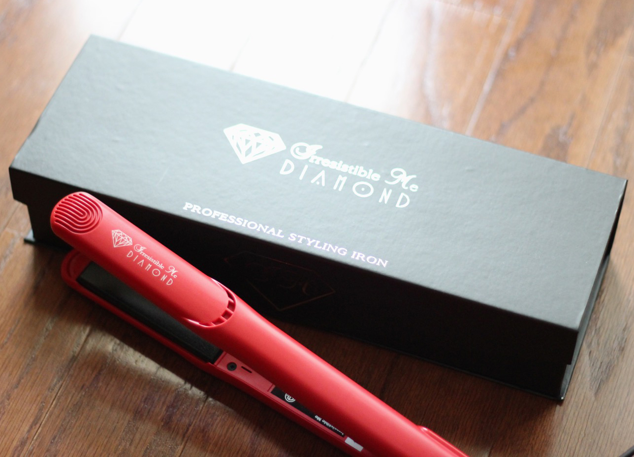 Diamond Hair Styler 2