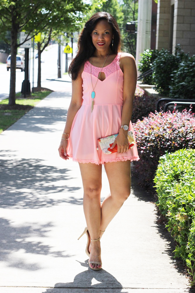 Flirty Crochet Rompers 2