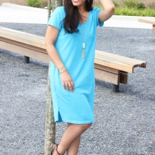 Perfect T-Shirt Dresses + J. Jill