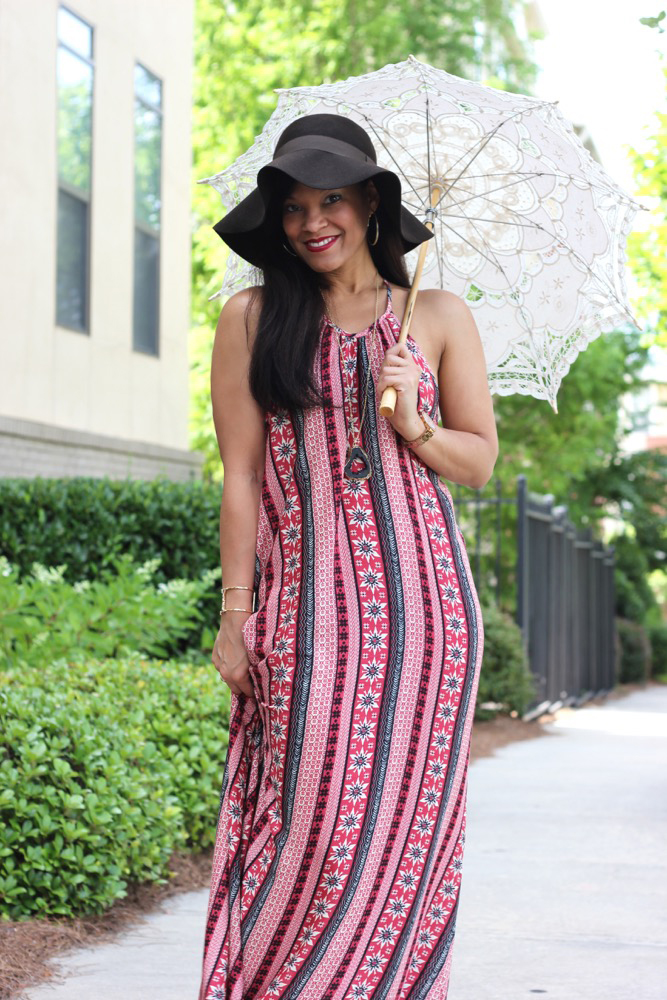 Bohemian Halter Dresses 6