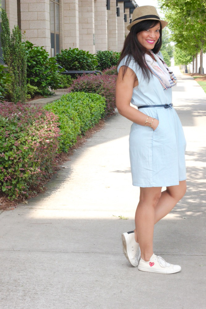 Soft Denim Dresses 2